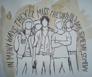 drawing, Lyrics, and the strokes image