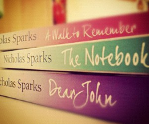 A Walk to Remember, books, and dear john image