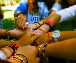 bracelets, countries, and new york image