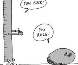 rock, rule, and cute image