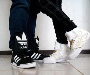 adidas, shoes, and boy image