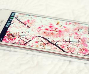 samsung, phone, and white image