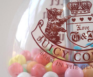 candy, juicy couture, and juicy image