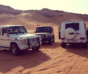 desert, amg, and mercedes image