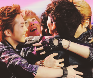 exo-m, Chen, and exo image