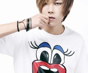 yu ha min, ulzzang, and korean image