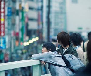 japan, boys, and japanese image