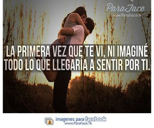amor, facebook, and frases image