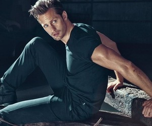 alexander skarsgard, Hot, and sexy image