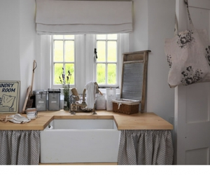 home, interior, and laundry image