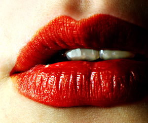 close up, lips, and mouth image