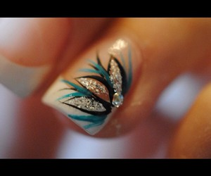 awesome, cute, and nail image