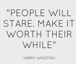 quotes, people, and stare image