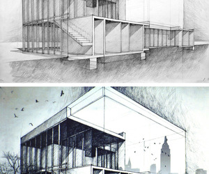 drawing architecture image