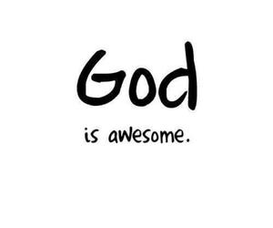 god, awesome, and quote image