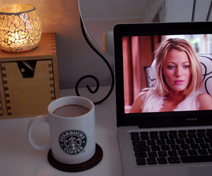 coffee, winter, and serena image