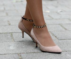 fashion, powder, and shoes image