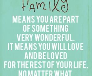 family, life, and wonderful image