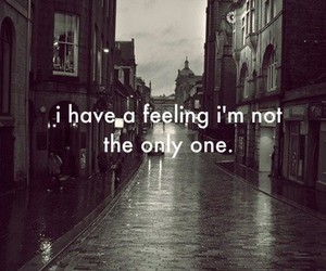 feeling, quote, and text image