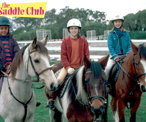 best show, good old times, and saddle club image