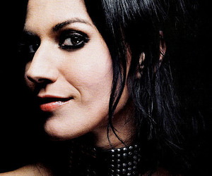 female, cristina scabbia, and gothic metal image