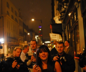 lily allen, london, and paparazzi image