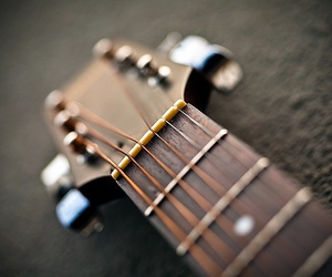 beautiful, guitare, and photography image