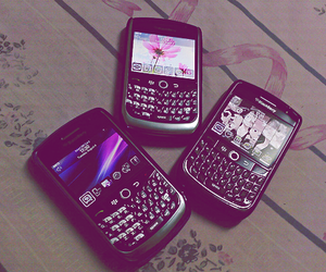 blackberry and phone image