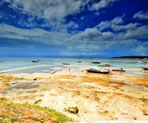 bali, blue, and colourful image