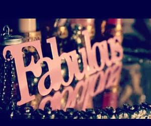 fabulous, pink, and love image