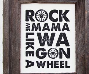 wagon wheel, tumbleroot art, and tumbleroot typography image
