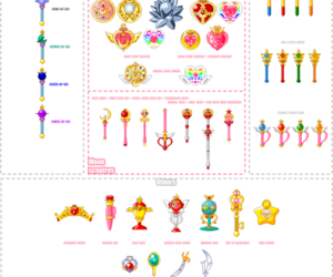 sailor moon, pixel, and cute image