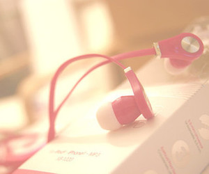 music, photography, and pink image