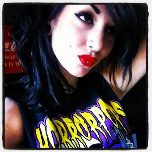 32 Images About Psychobilly On We Heart It See More About Girl