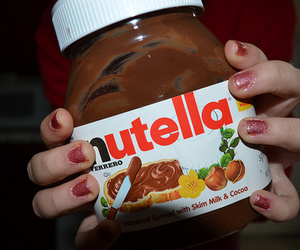 nutella, food, and photography image