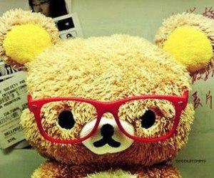 cute, bear, and kawaii image