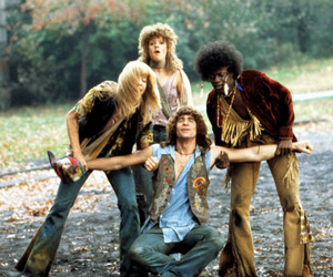 hair, musical, and hippie image