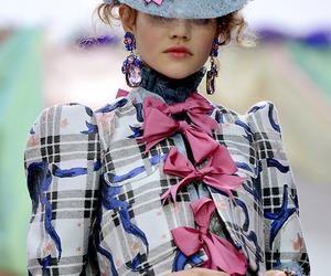 bows, fashion, and runway image