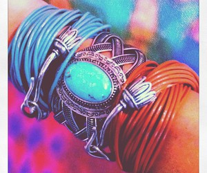 accessories, ethnic, and bohemian image