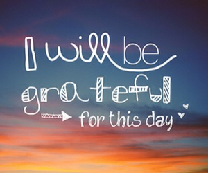 quote, grateful, and text image