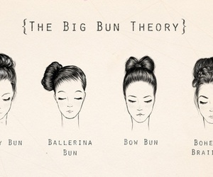 glam, amber liu, and the big bun theory image