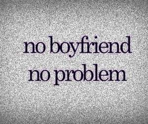 boyfriend and text image