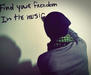 music, freedom, and boy image