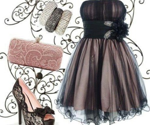 black, fashion, and what to wear image