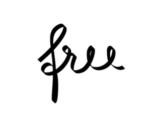 free, quote, and text image