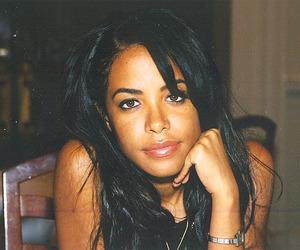 aaliyah, beautiful, and singer image