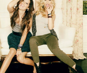 ashley tisdale, hellcats, and aly michalka image