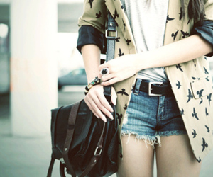 girl, style, and Hot image