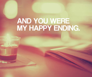 happy, you, and happy ending image