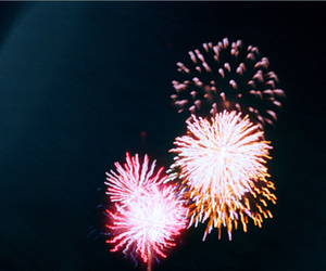 fireworks, hipster, and photography image